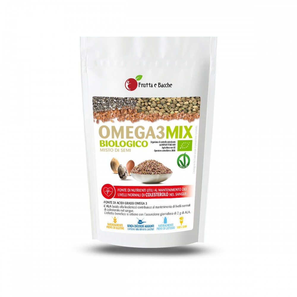 Omega 3 Mix - Misto di semi biologici