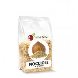 Nocciole tostate in granella