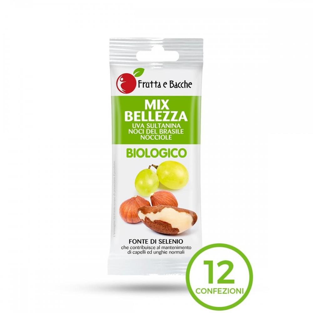 Mix Bellezza snack 30g (12 confezioni)