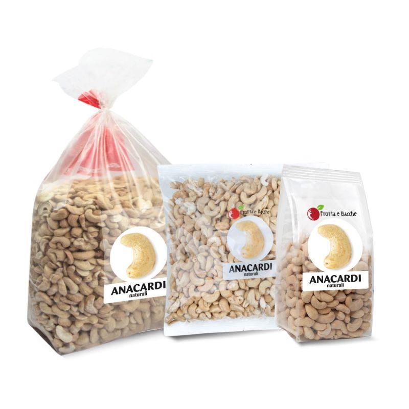 cf072417823 Anacardi Naturali Non Salati 500 g   1 kg   2