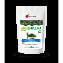 Alga spirulina macinata in polvere
