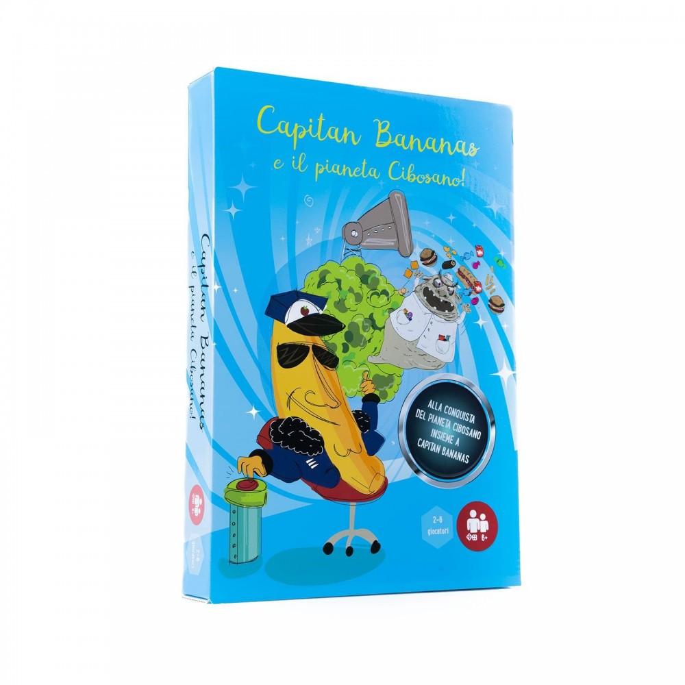 Capitan Bananas (gioco in scatola)
