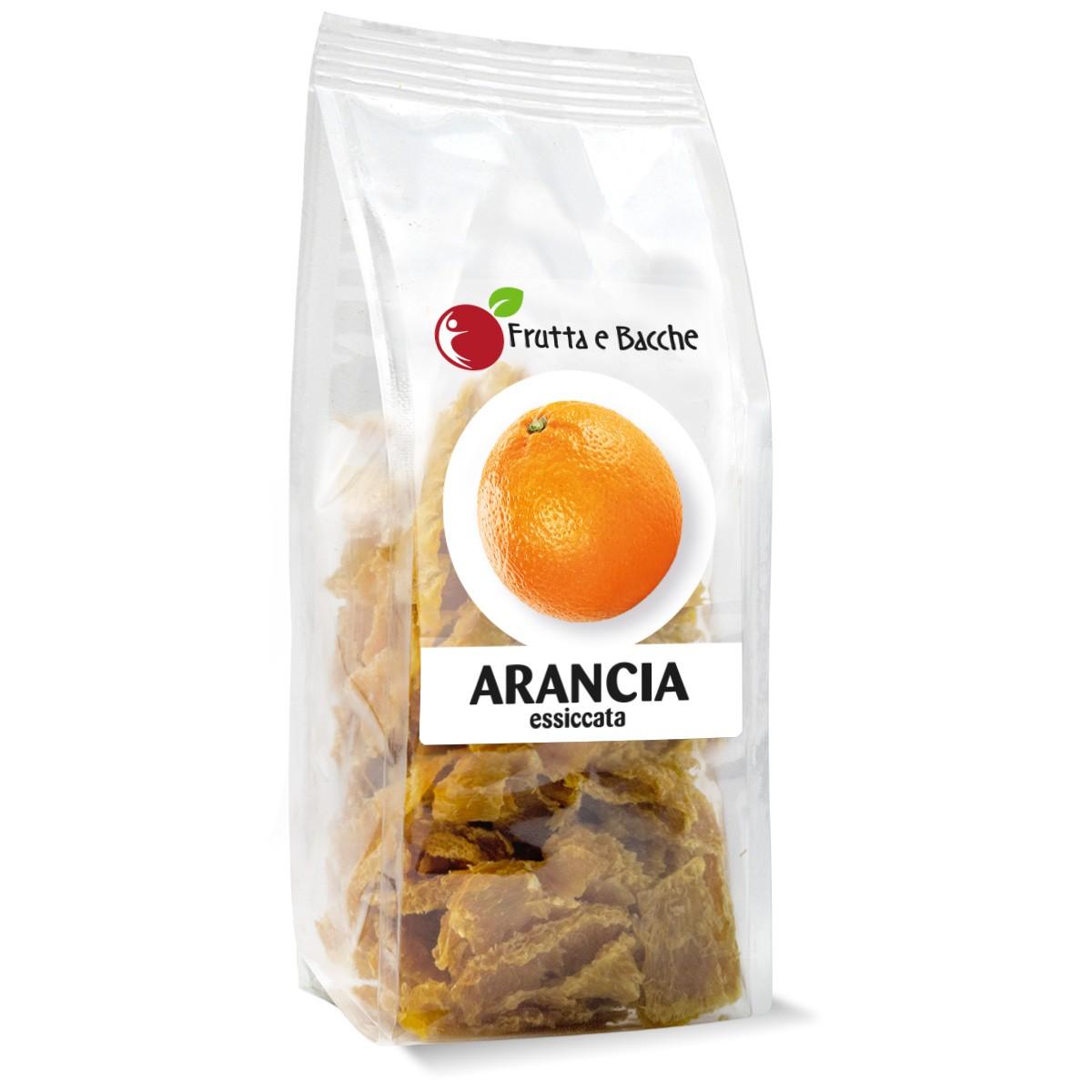 Arance essiccate e disidratate naturali vendita online for Frutta online