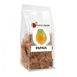 Papaya essiccata naturale