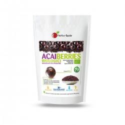 Acai Berries biologici macinati in polvere
