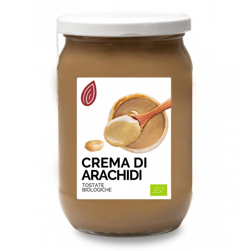 Crema di Arachidi Tostate Bio