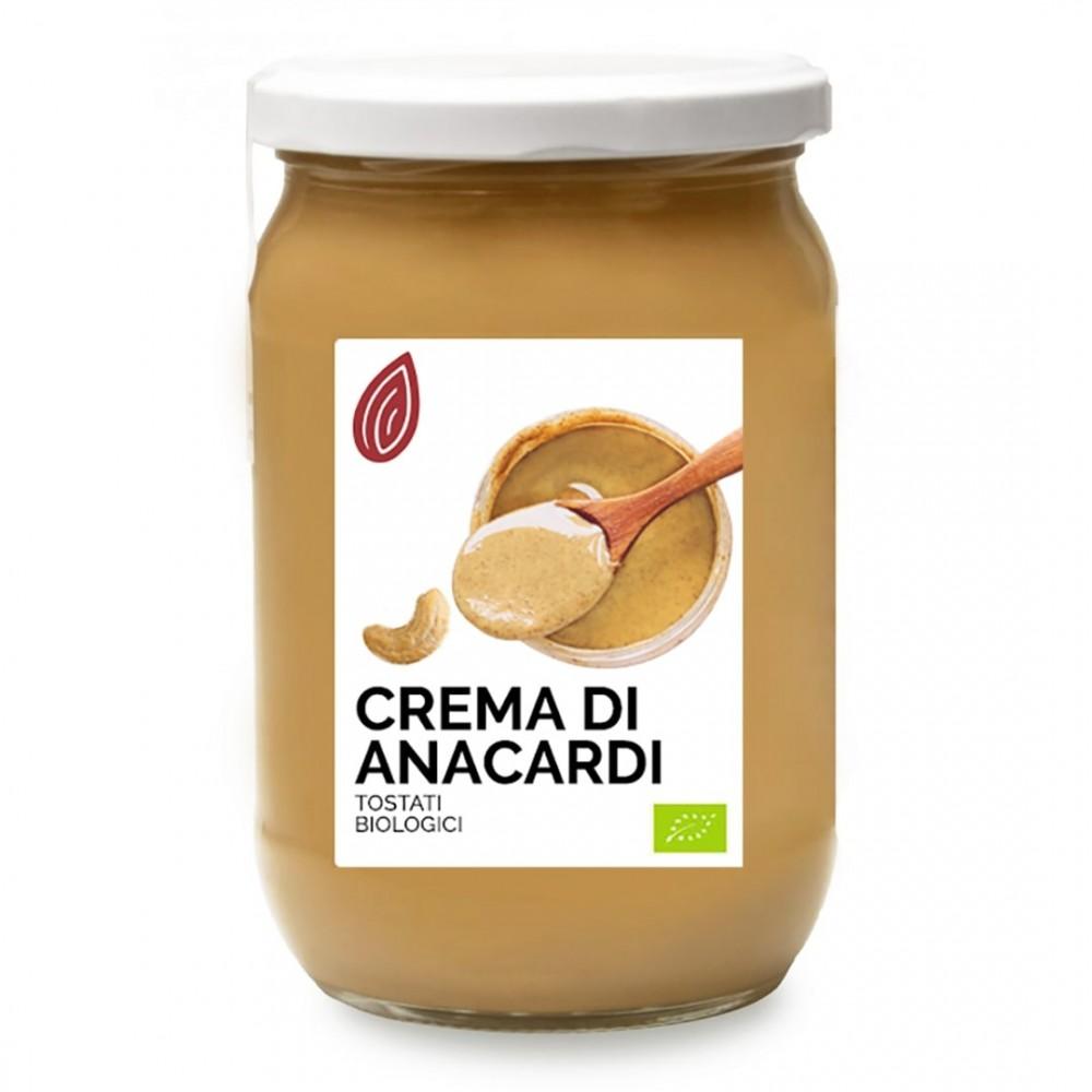 Crema di Anacardi Tostati Bio