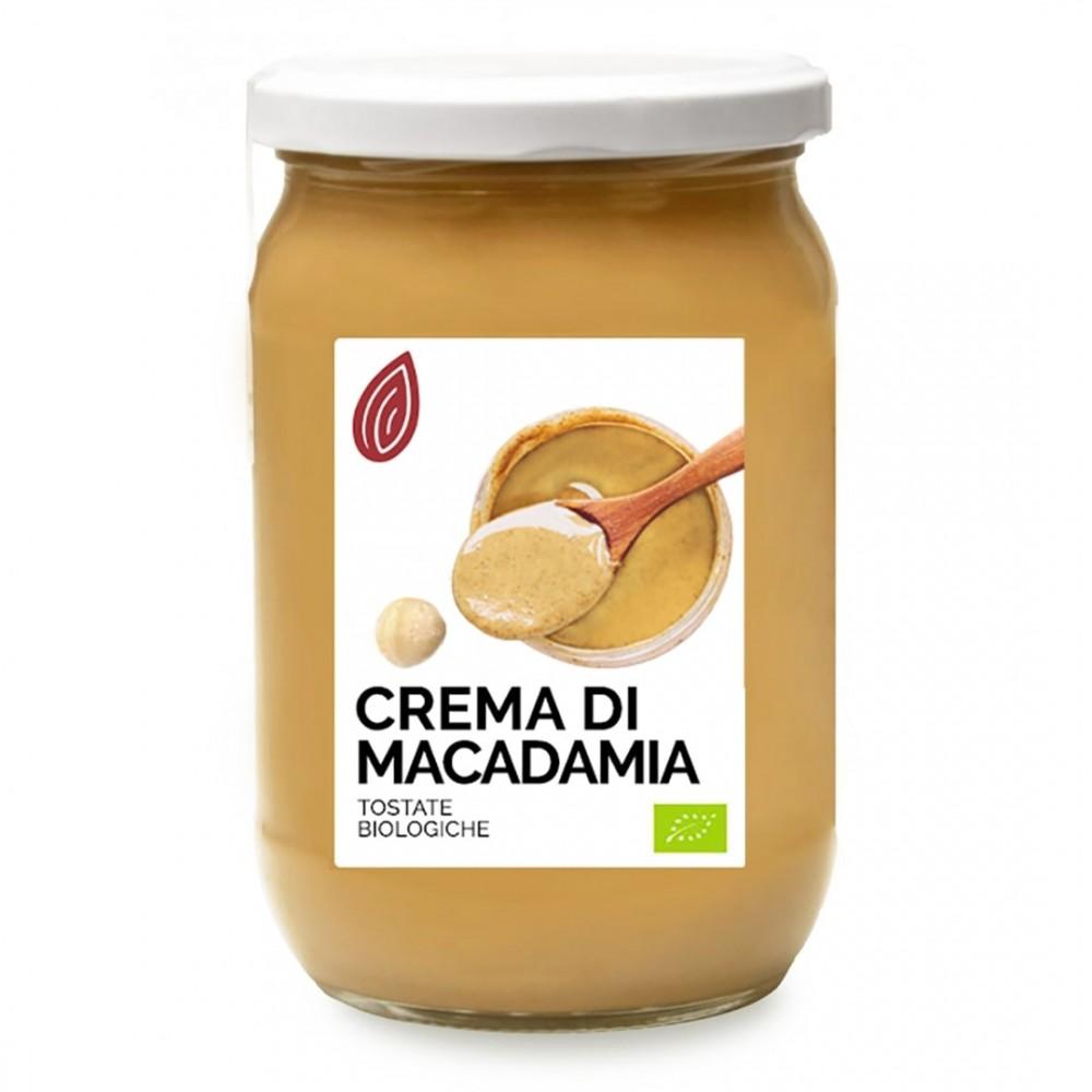 Crema di Macadamia Tostata Bio