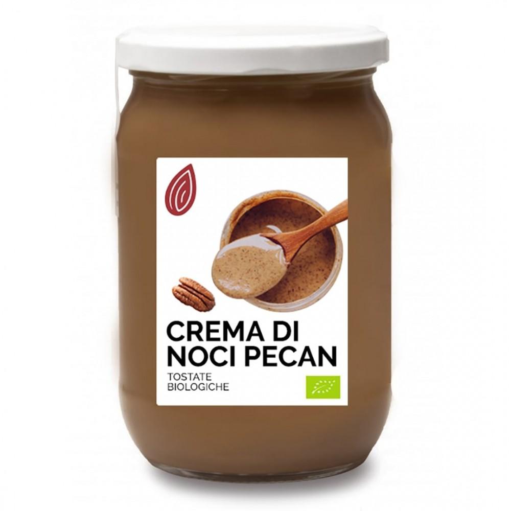 Crema di Noci Pecan Tostate Bio