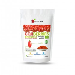 GojiBerries biologici macinati in Polvere